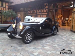 Bugatti type 57 ( carrosserie Fontana )
