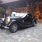 coupé Fontana sortie atelier