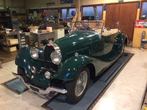 Bugatti Type 44 roadster
