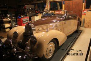 Bugatti Type 57 ( Carrosserie Letourneur et Marchand )